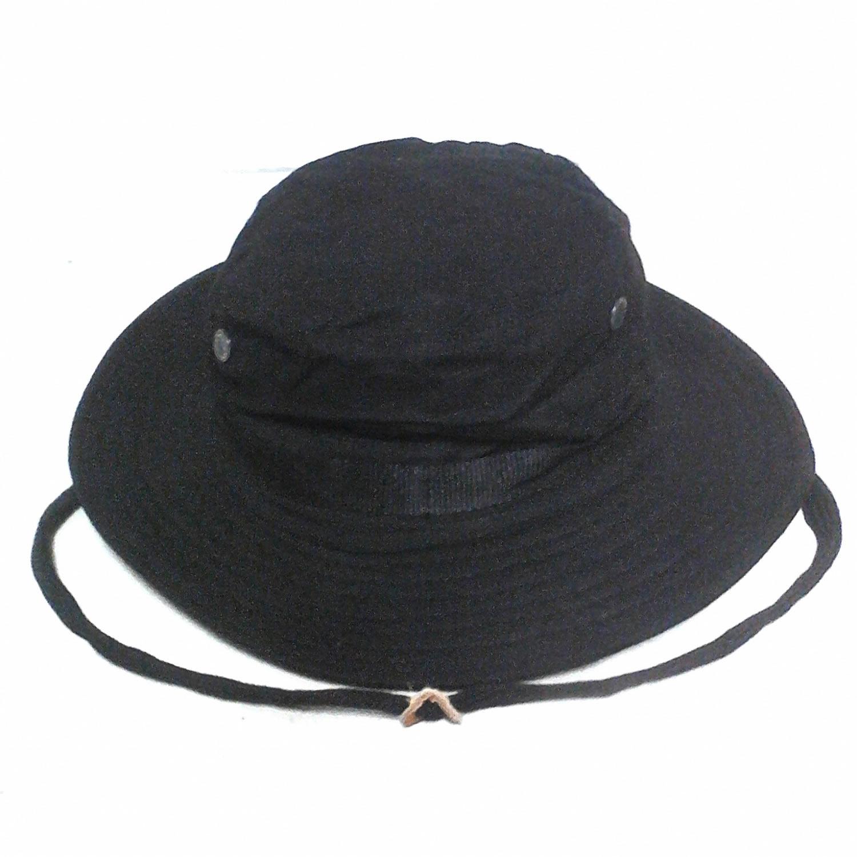 BOONIE HAT BLACK f2768294ad1c